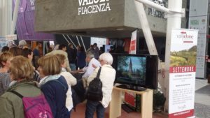 VWF a Piazzetta Piacenza a EXPO
