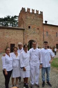 Chef to chef a Castelnovo